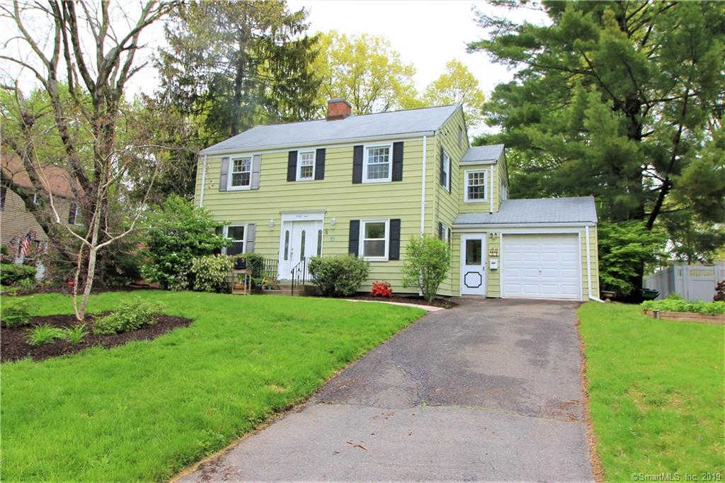Another Property Sold - 44 Craigmoor Road, West Hartford, CT 06107