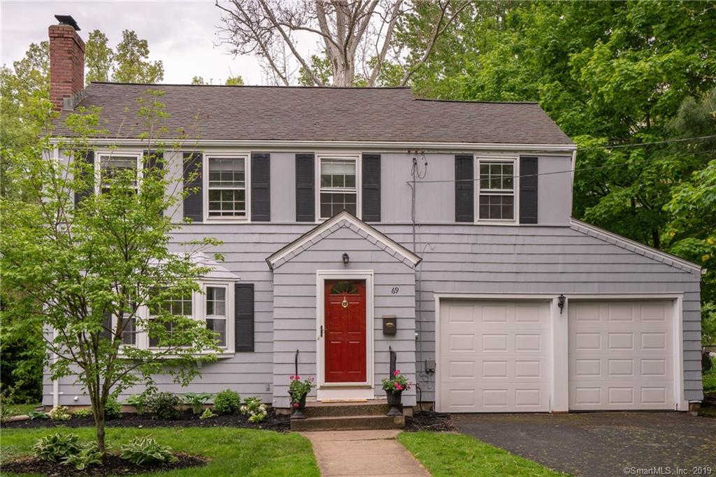 Another Property Sold - 69 Linbrook Road, West Hartford, CT 06107