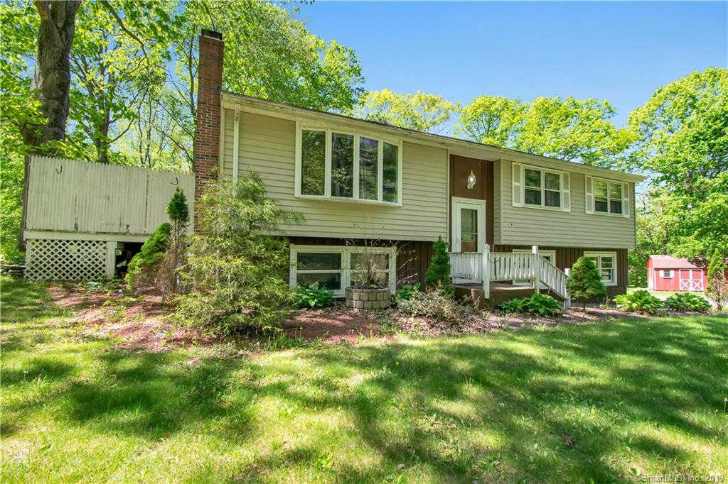 179 Reed Road, Tolland, CT 06084 is now new to the market!