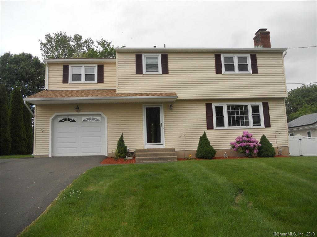 111 Harness Drive, Meriden, CT 06450 is now new to the market!