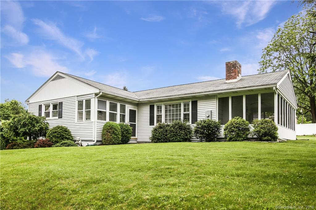 19 Park Lane East, New Milford, CT 06776 is now new to the market!