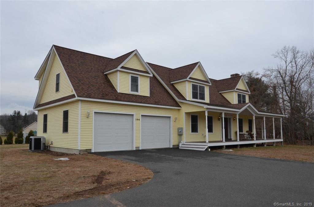 104 Battle Street, Somers, CT 06071 now has a new price of $350,000!