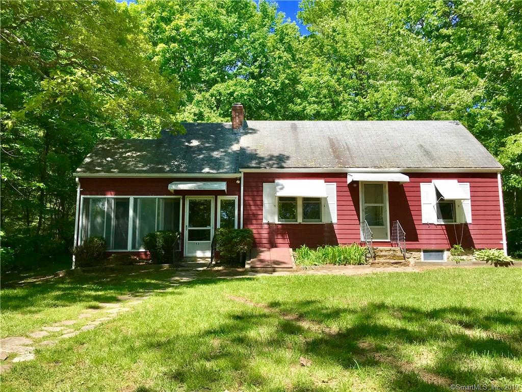 Another Property Sold - 53 Erdoni Road, Columbia, CT 06237
