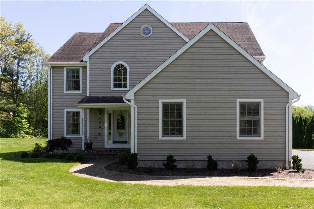 25 Chase Farm Road, South Windsor, CT 06074 now has a new price of $424,900!