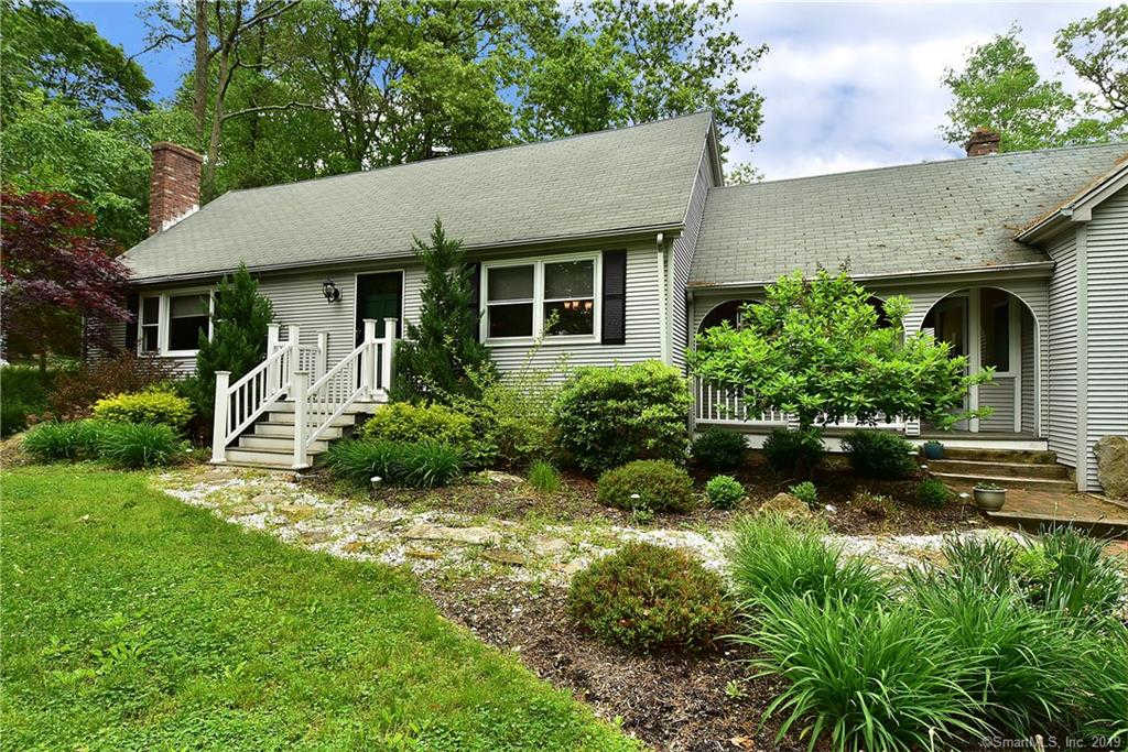 56 Blackman Road, Hebron, CT 06248 is now new to the market!
