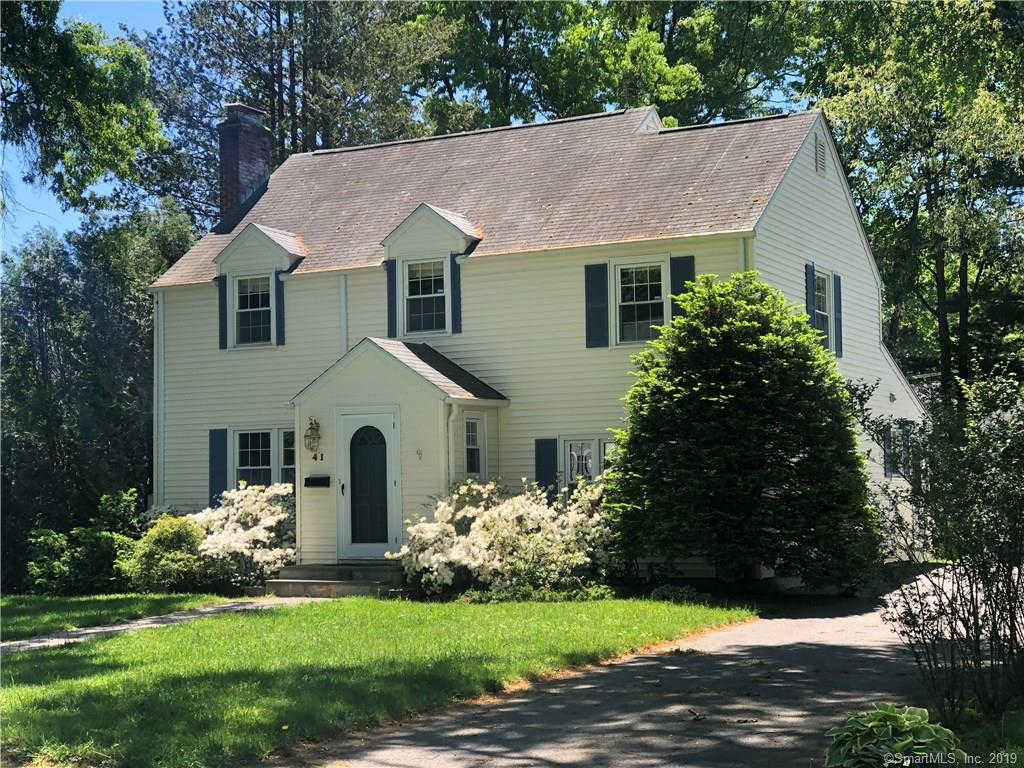 41 Craigmoor Road, West Hartford, CT 06107 now has a new price of $289,900!