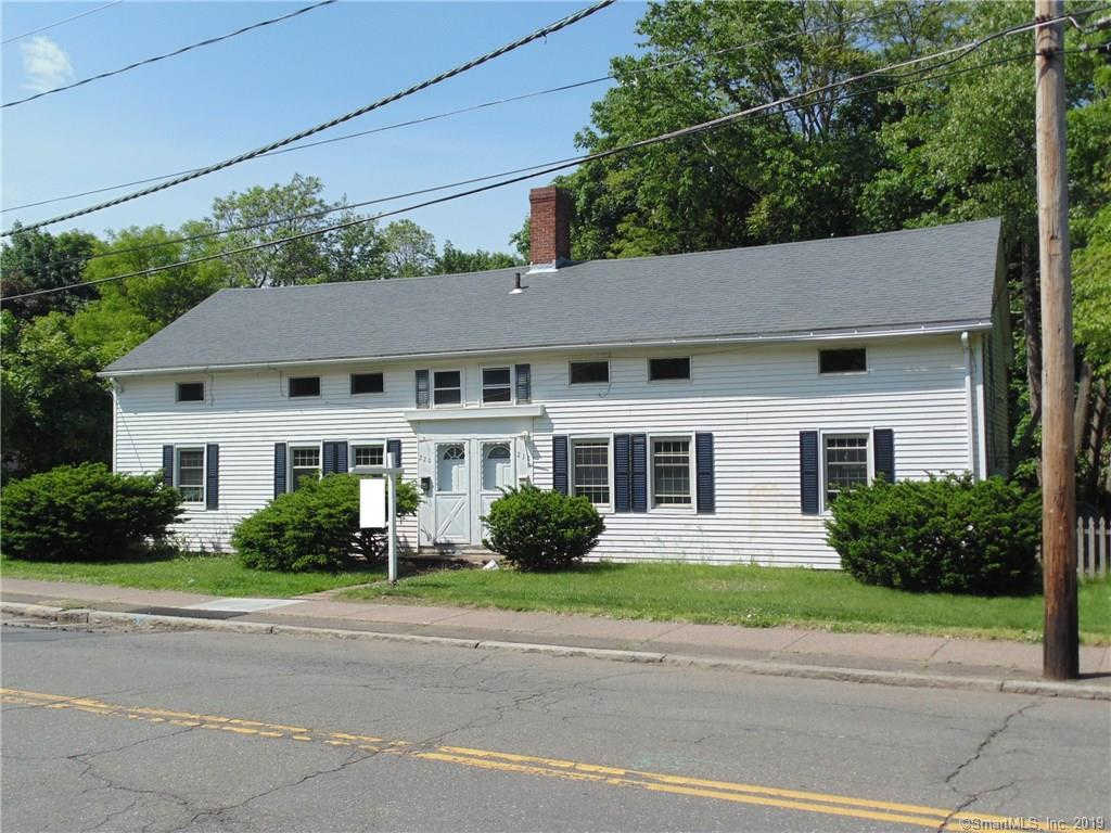 Another Property Sold - 218-220 West Main Street, Vernon, CT 06066