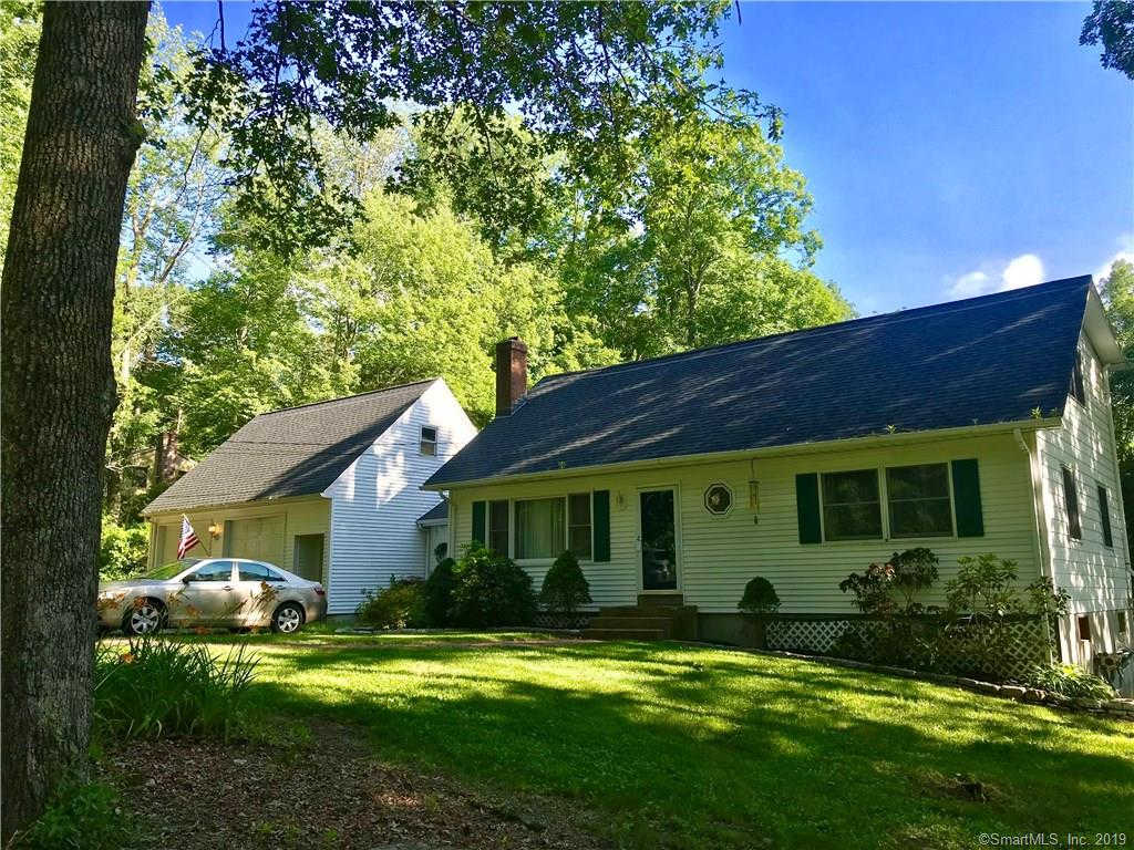 54 Crouch Road, Hebron, CT 06231 now has a new price of $314,900!