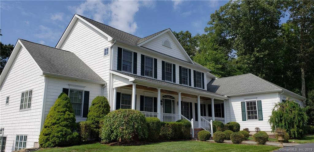 23 Silver Brook Lane, Woodbury, CT 06798 is now new to the market!