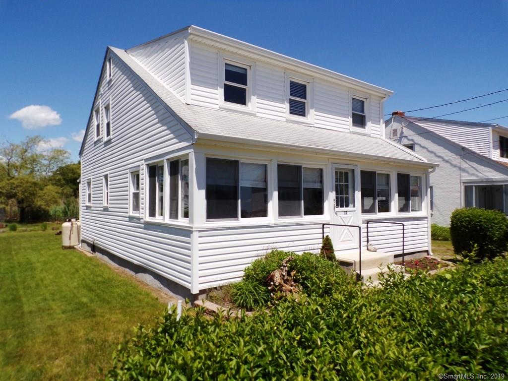 32 Seaside Lane, Old Lyme, CT 06371 now has a new price of $429,900!