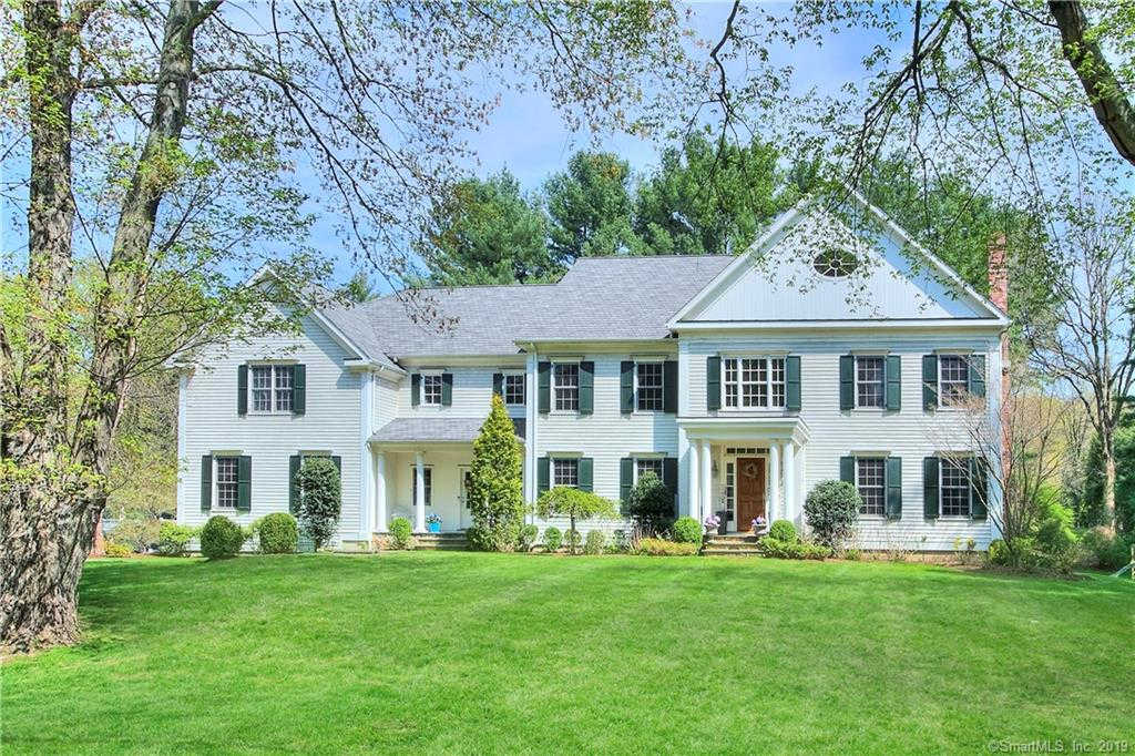 14 Rockyfield Road, Westport, CT 06880 is now new to the market!