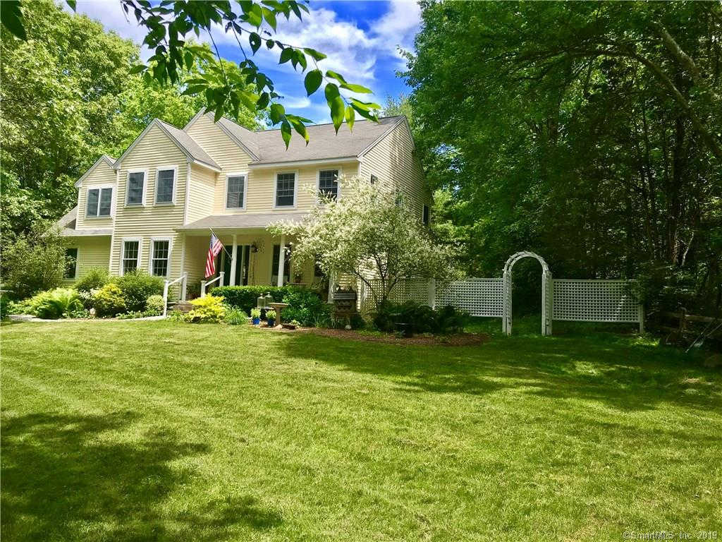 Another Property Sold - 238 Old Hartford Road, Hebron, CT 06231
