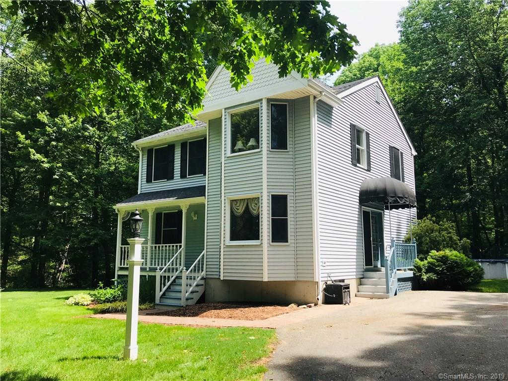 61 Windrush Lane, Andover, CT 06232 now has a new price of $255,000!