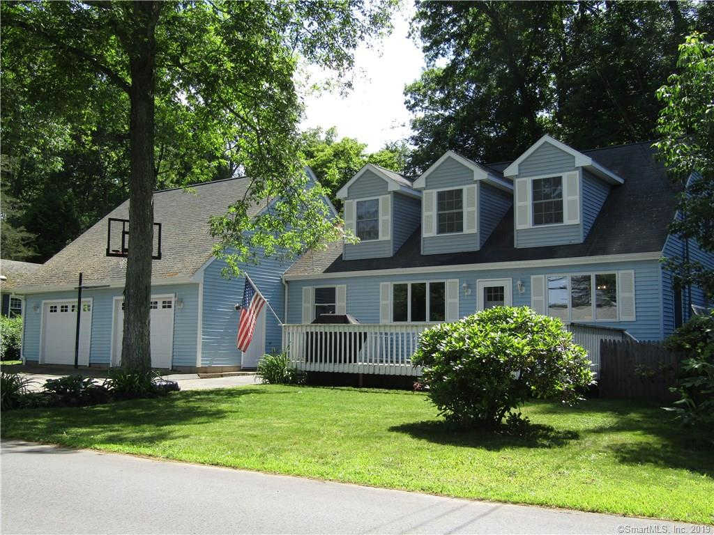 224 Deepwood Drive, Hebron, CT 06231 is now new to the market!