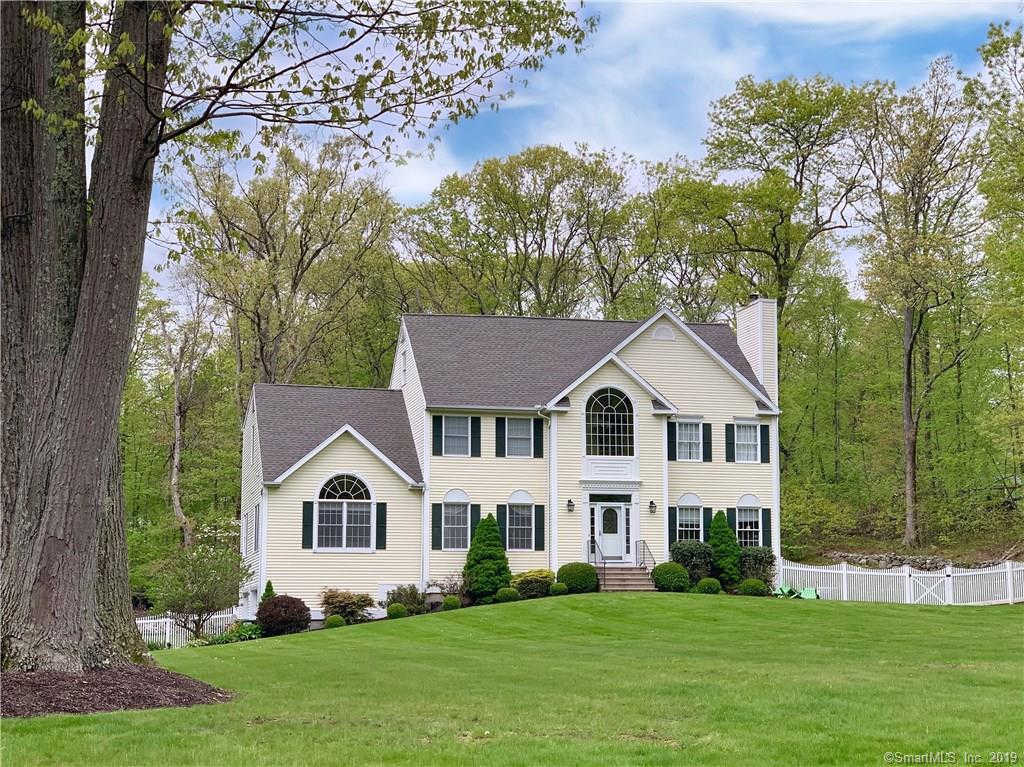 19 Misty Vale Road, Newtown, CT 06482 is now new to the market!