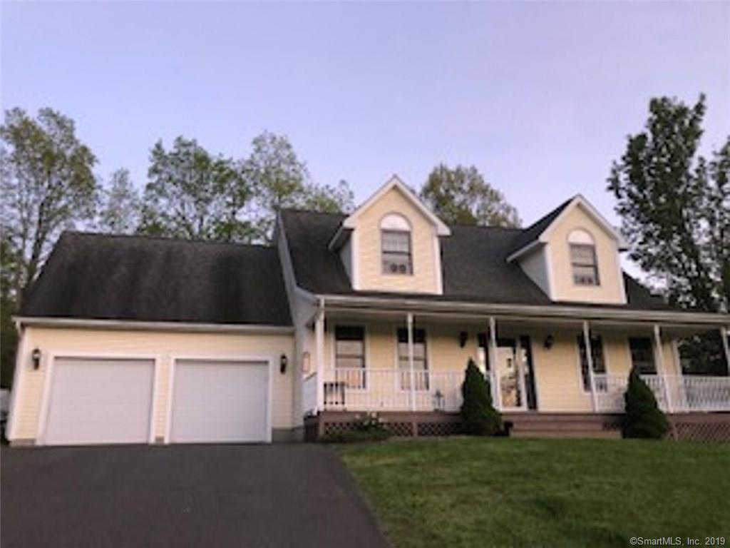 18 Heron Hill Road, Hebron, CT 06231 now has a new price of $329,000!