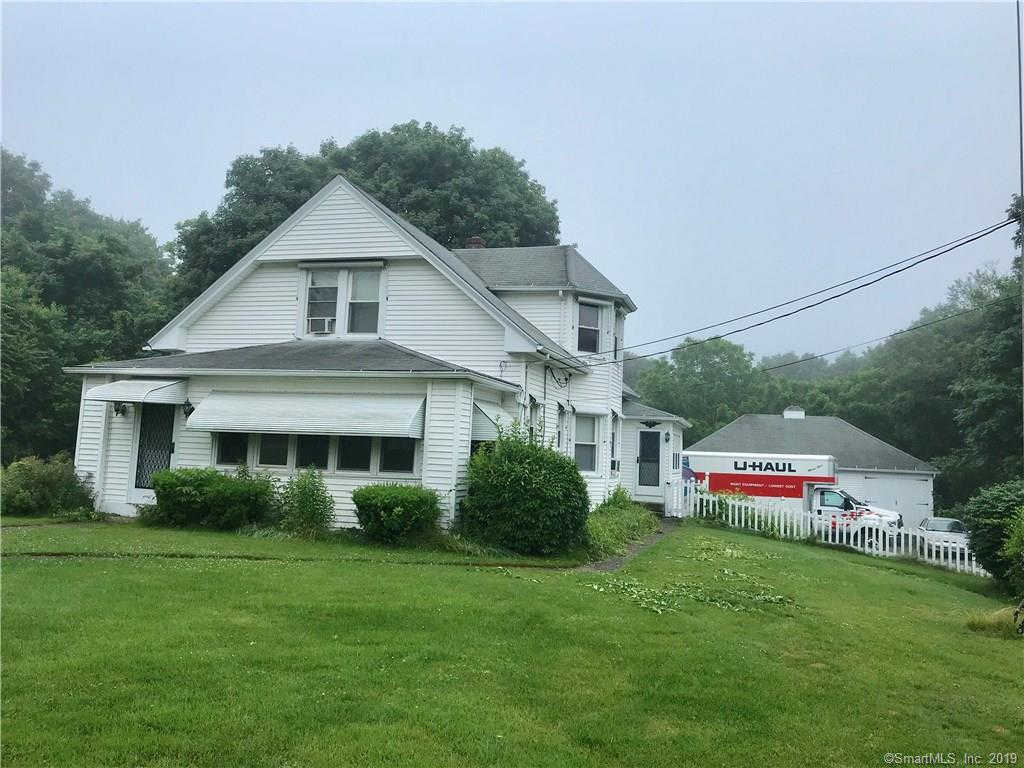265 Route 32, Montville, CT 06382 now has a new price of $184,900!