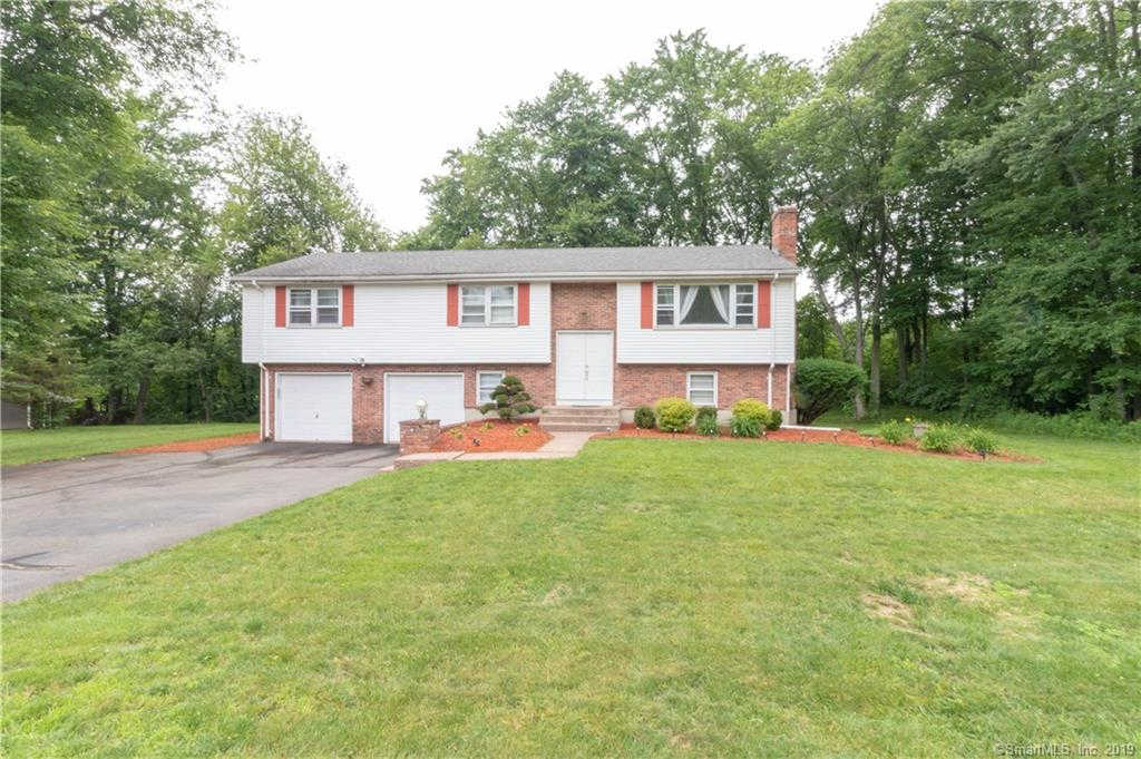 210 Carriage Drive, South Windsor, CT 06074 is now new to the market!