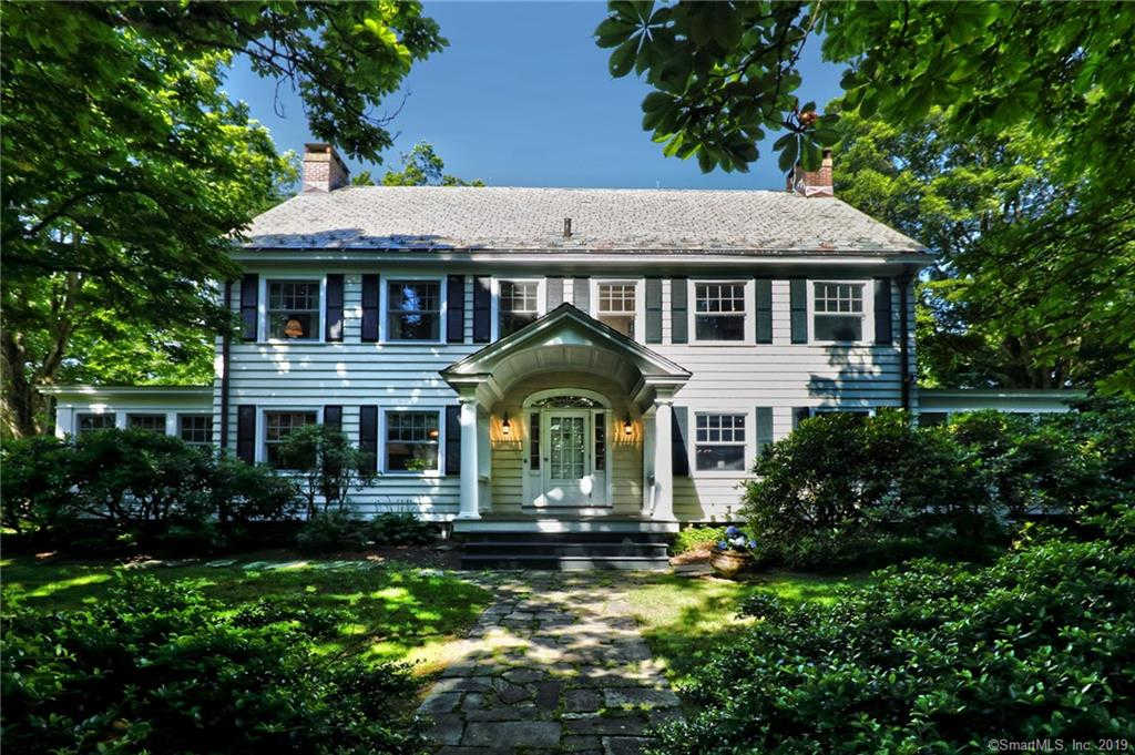 45 Center Road, Woodbridge, CT 06525 is now new to the market!