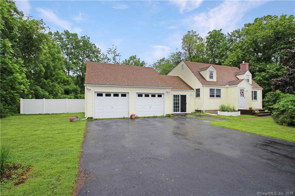 47 Crane Road, Ellington, CT 06029 is now new to the market!