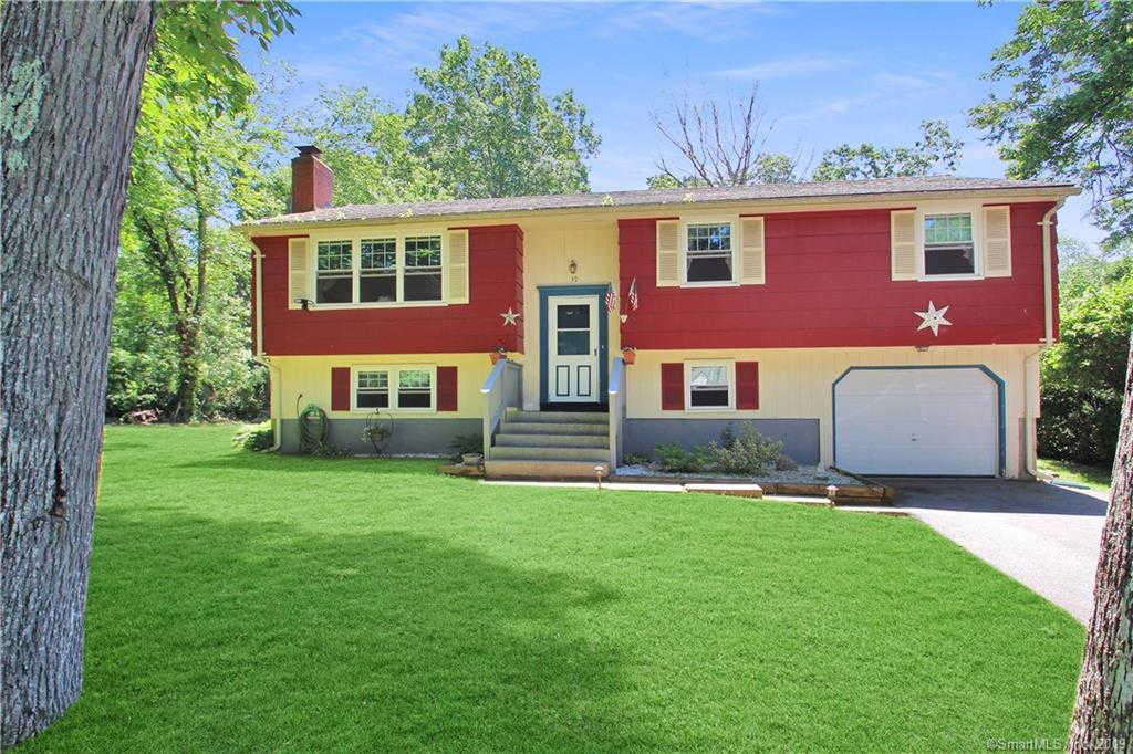 39 Hope Valley Road, Hebron, CT 06231 now has a new price of $199,900!
