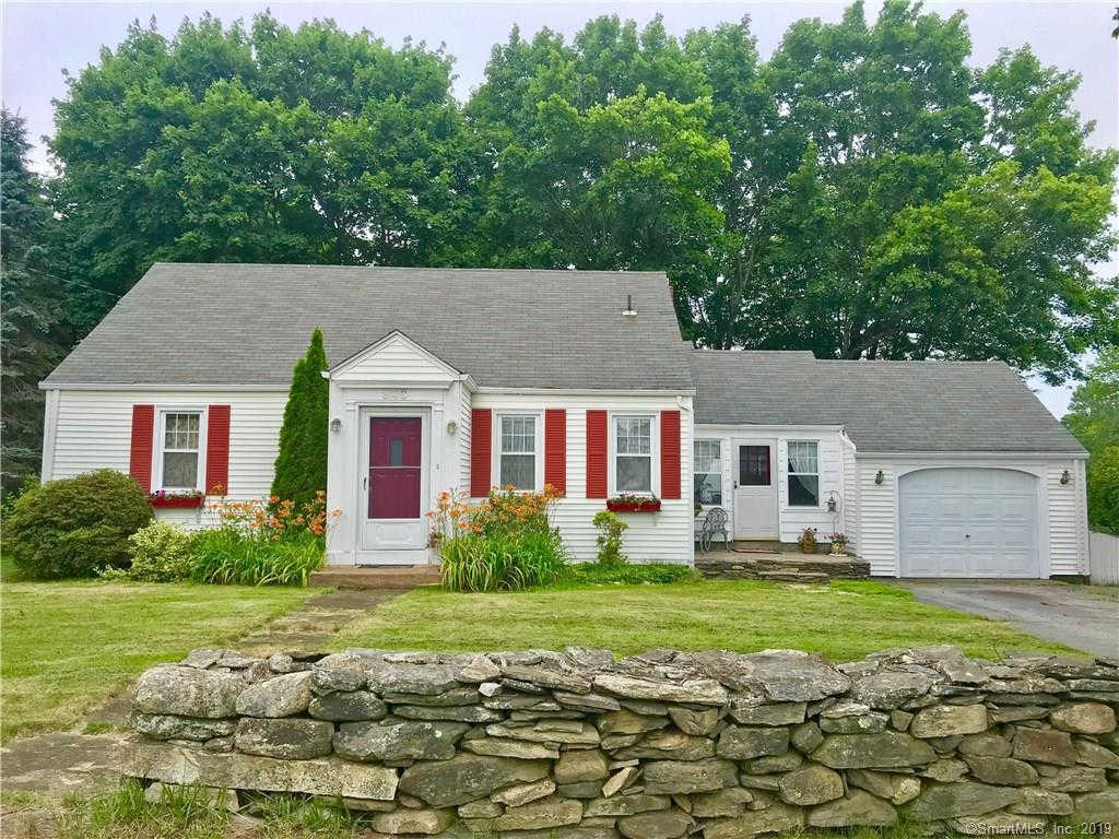 343 Norwich Avenue, Colchester, CT 06415 now has a new price of $218,900!