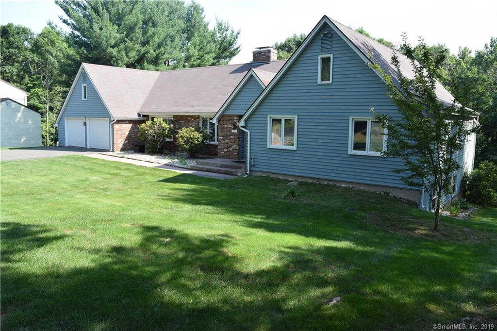 1023 Mott Hill Road, Glastonbury, CT 06073 is now new to the market!
