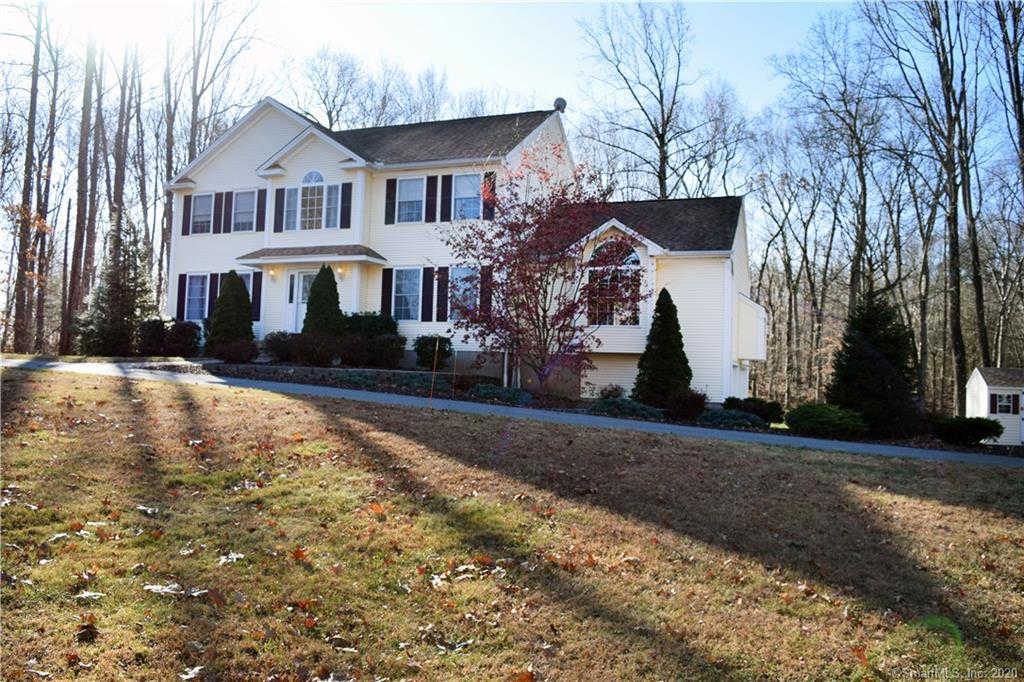 17 Sarah Drive, Oxford, CT 06478 now has a new price of $467,000!