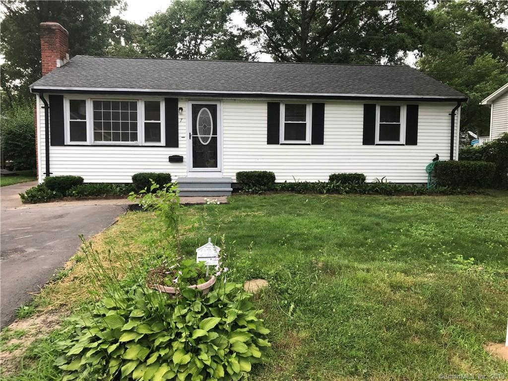 7 Gilberte Street, Plainville, CT 06062 is now new to the market!