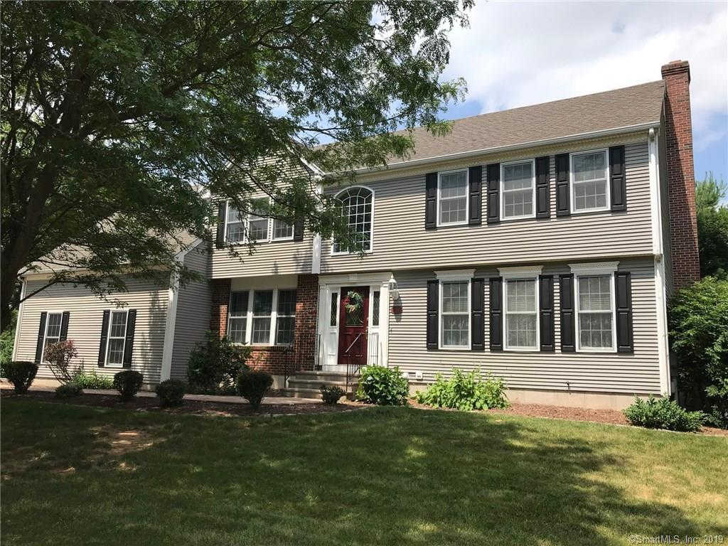 58 Bystrek Drive, Middletown, CT 06457 is now new to the market!