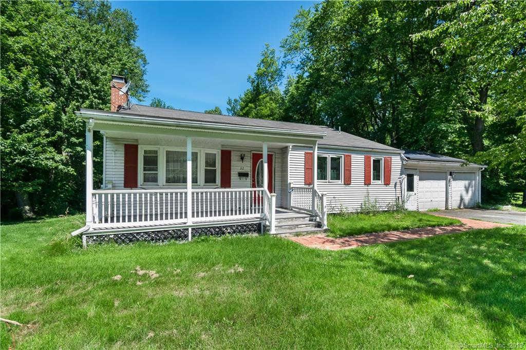 32 Ridgewood Drive, Vernon, CT 06066 now has a new price of $184,900!