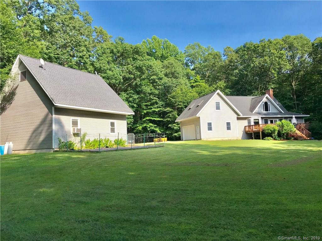 238 Mack Road, Lebanon, CT 06249 is now new to the market!