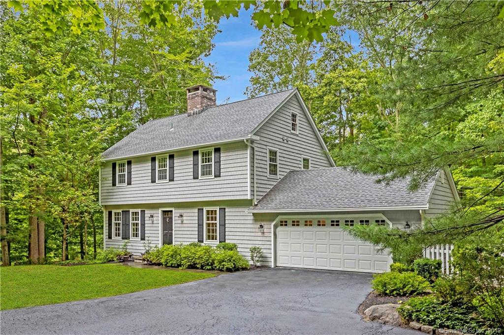2 Hunter Lane, Ridgefield, CT 06877 is now new to the market!
