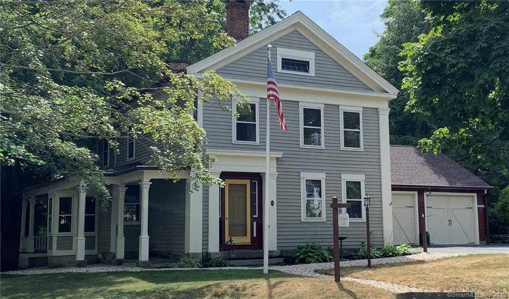 5 Washington Road, Woodbury, CT 06798 now has a new price of $399,900!
