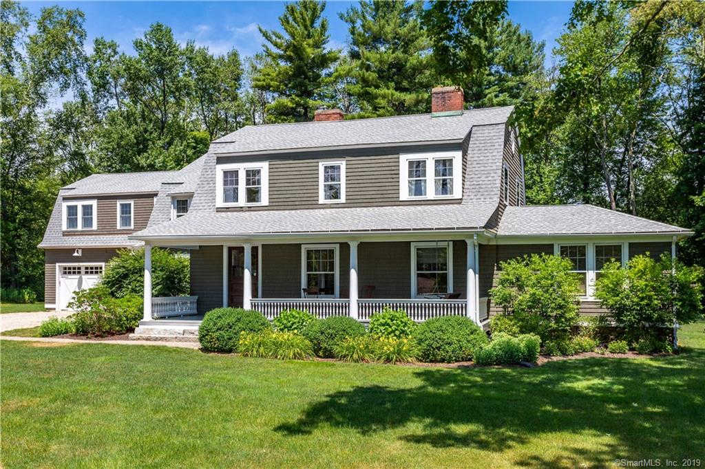 66 Tallmadge Lane, Litchfield, CT 06759 is now new to the market!