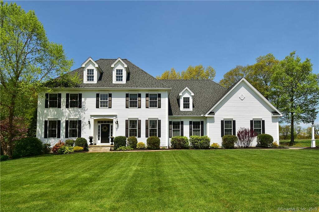 5 Vintage Lane, South Windsor, CT 06074 is now new to the market!
