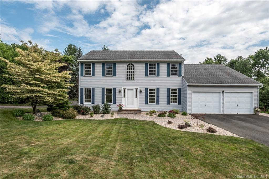 15 Copper Beech Lane, Newington, CT 06111 now has a new price of $418,000!