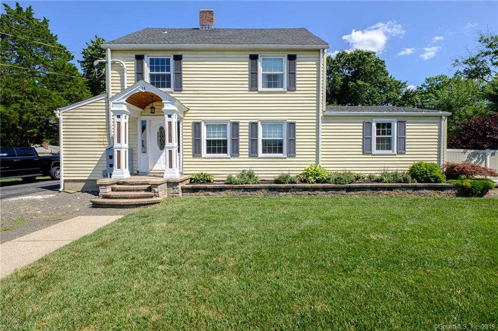 14 Spruce Street, Plainville, CT 06062 is now new to the market!