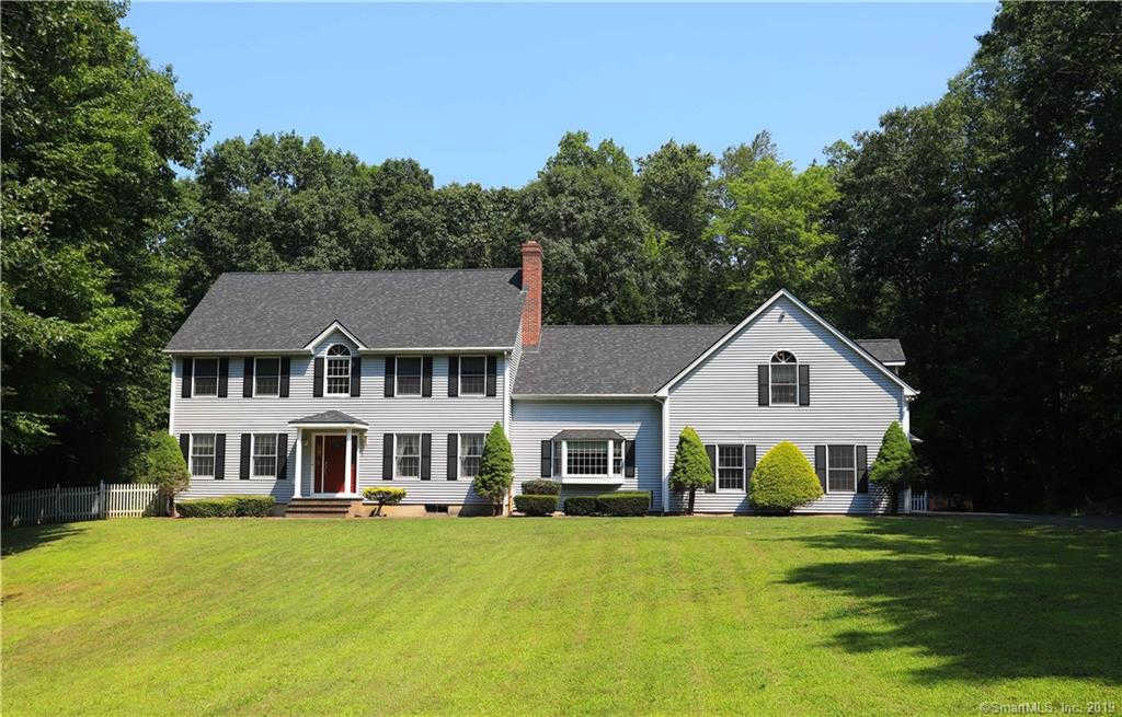 50 Hickory Lane, Bethlehem, CT 06751 is now new to the market!