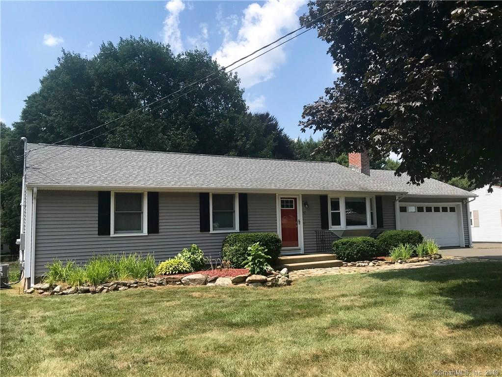 47 Hillside Drive, South Windsor, CT 06074 is now new to the market!