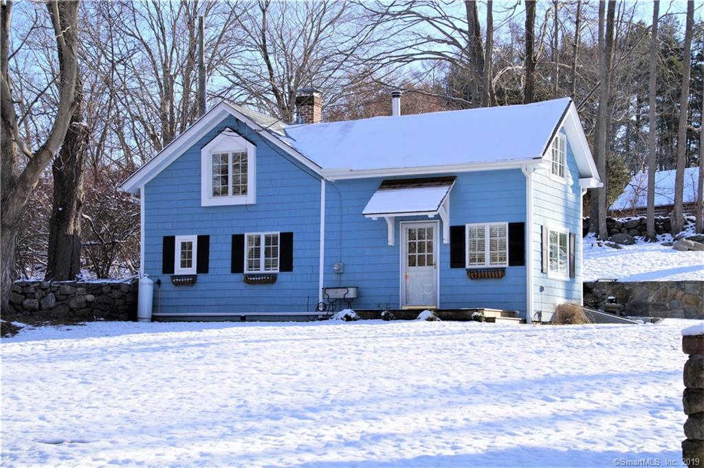 PENDING: 134 Sterling City Road, Lyme, CT 06371 now has a new price of $309,900!