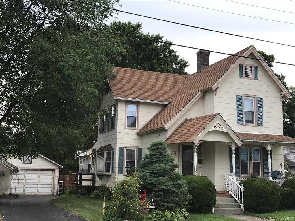 19 Beaumont Street, East Hartford, CT 06108 is now new to the market!