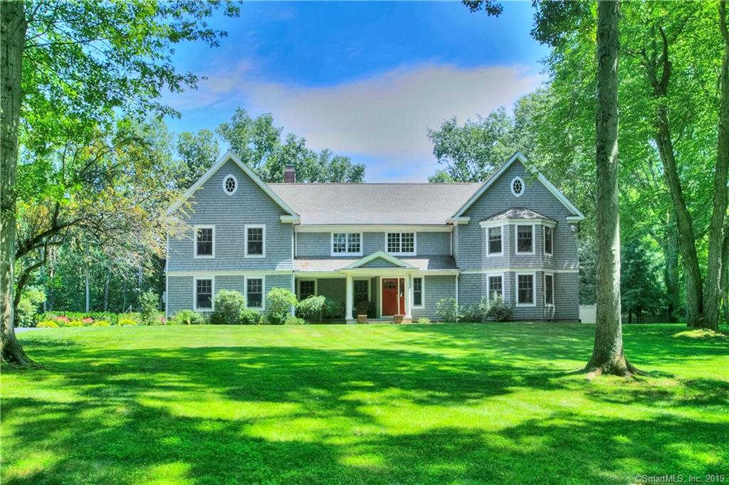10 Autumn Ridge Road, Weston, CT 06883 is now new to the market!