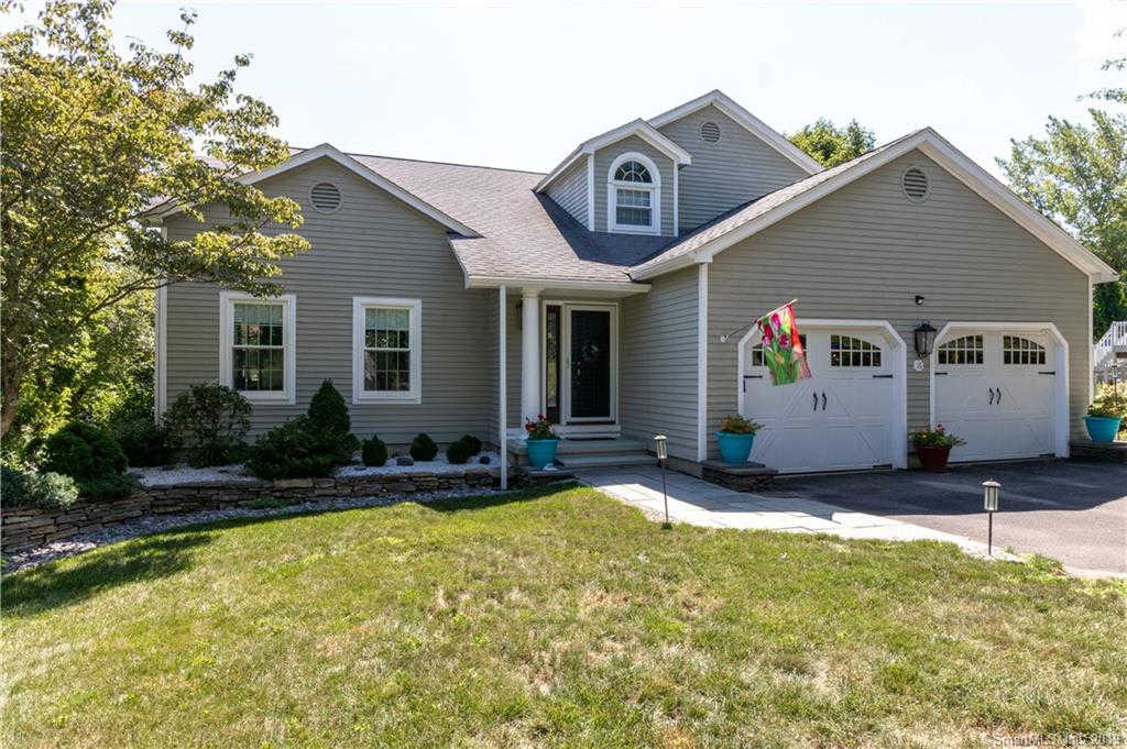 16 Spice Hill Drive, East Hampton, CT 06424 is now new to the market!
