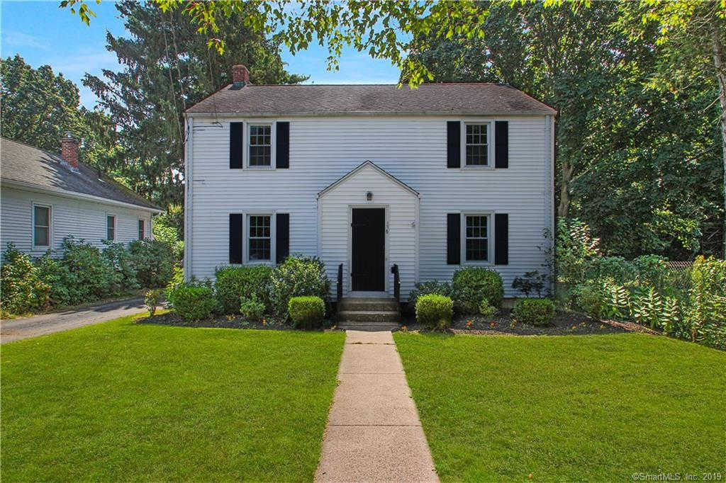 176 Griswold Street, Glastonbury, CT 06033 is now new to the market!