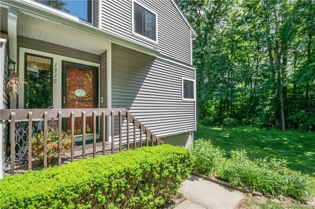 1310 Mill Pond Drive #1310, South Windsor, CT 06074 is now new to the market!