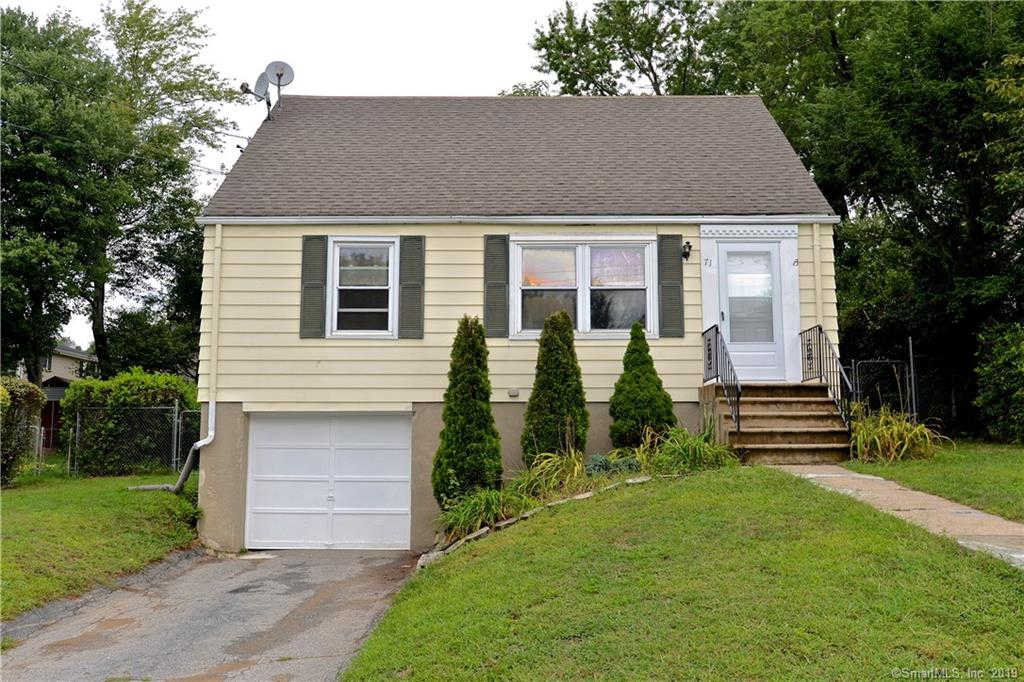 71 Hunthill Road, Waterbury, CT 06705 now has a new price of $139,900!