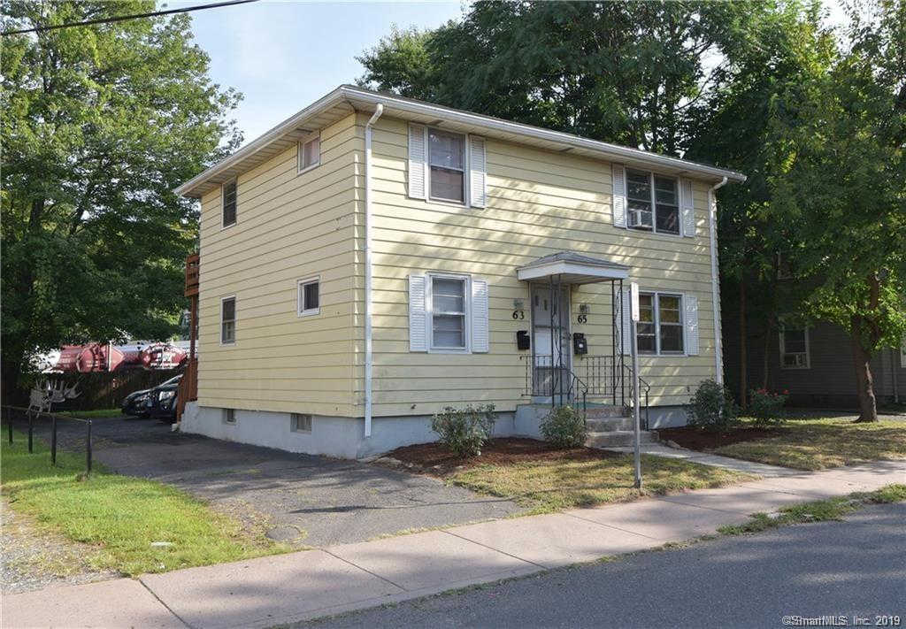 Another Property Sold - 63 Birch Street, Manchester, CT 06040