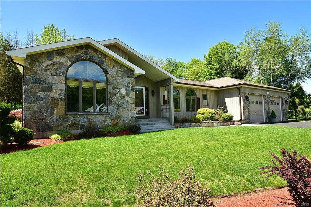 40 Brookview Circle, Manchester, CT 06040 now has a new price of $378,500!