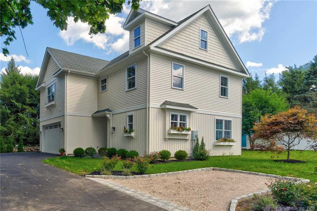 158 High Ridge Avenue, Ridgefield, CT 06877 is now new to the market!
